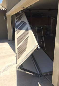 New Garage Door Installation Bluffdale